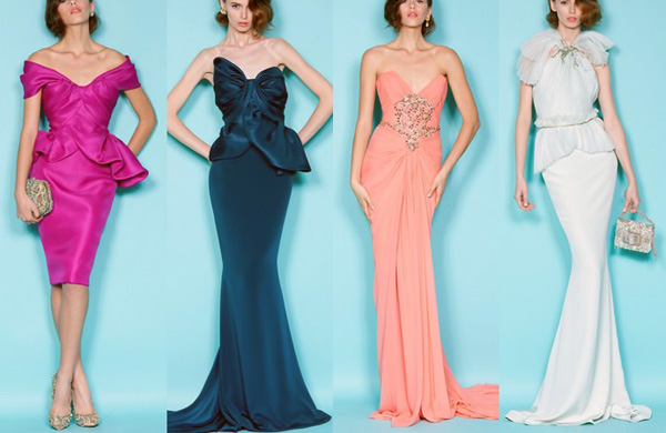 Красивые модные платья c13d47965f1ee
