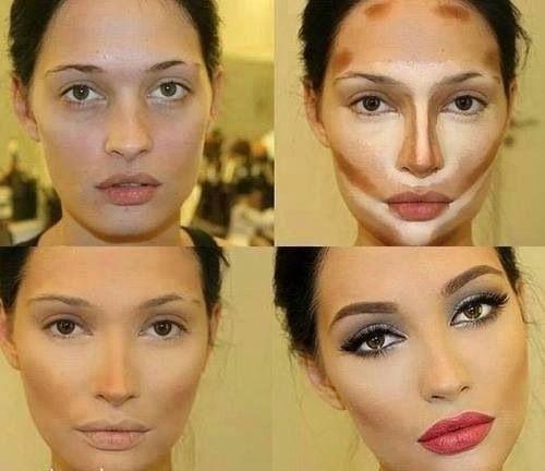 Как правильно нанести основу под макияж