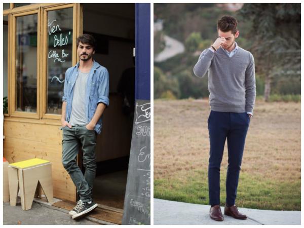 С�ил� одежд� для па�ней п�о��о�а vs мода