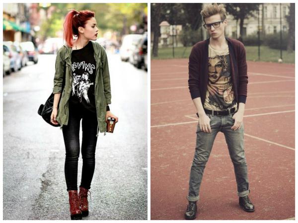 5a47cd2fc4d Чего только не придумают – стиль одежды для подростков