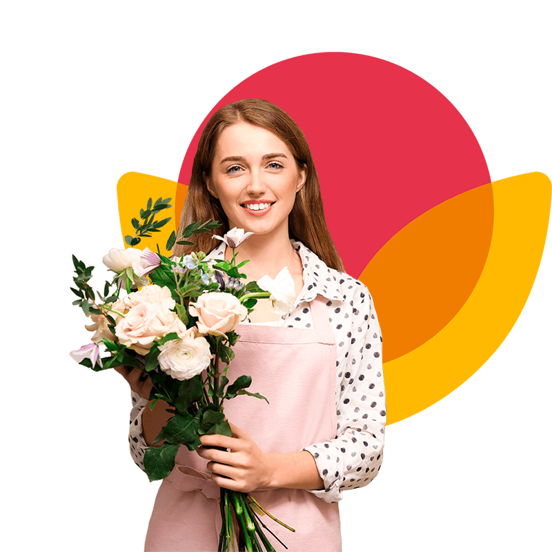 Профессия Флорист-дизайнер.