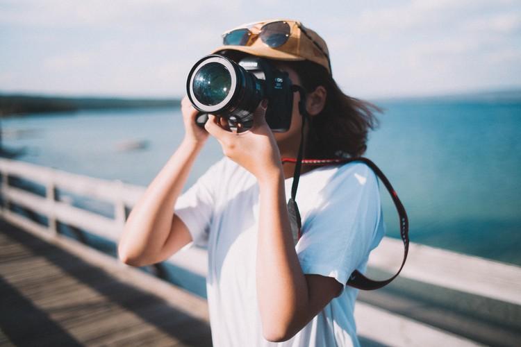 она размотана, что необходимо знать чтобы стать фотографом по-прежнему избегать