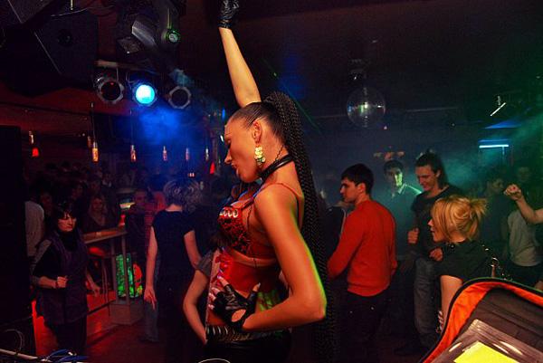 Курсы для работы в ночном клубе одеть что клуб москва