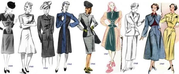 Мода 20 века девушка модель управления методической работой в доу